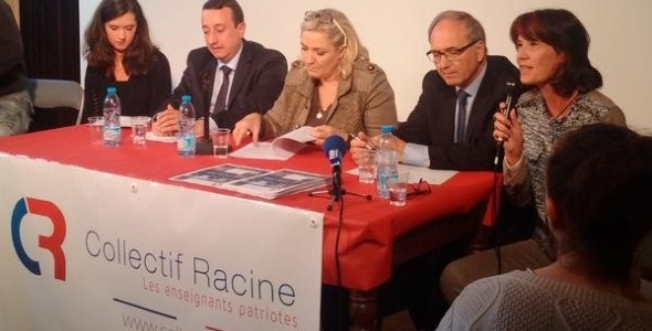 Deuxième anniversaire du Collectif Racine (Lille, 17 octobre 2015)